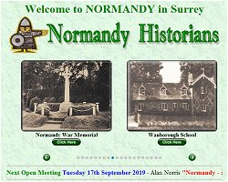 Normandy Historians