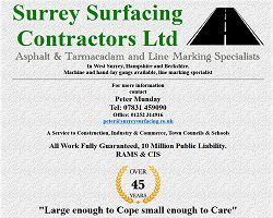 Surrey Surfacing Contractors Ltd