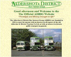 Aldershot & District Bus Interest Group